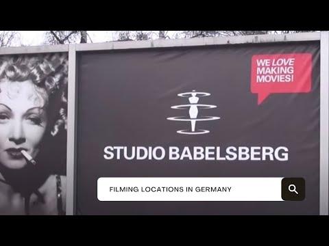 Studio Babelsberg Behind the Scenes Tour -- Potsdam / Berlin