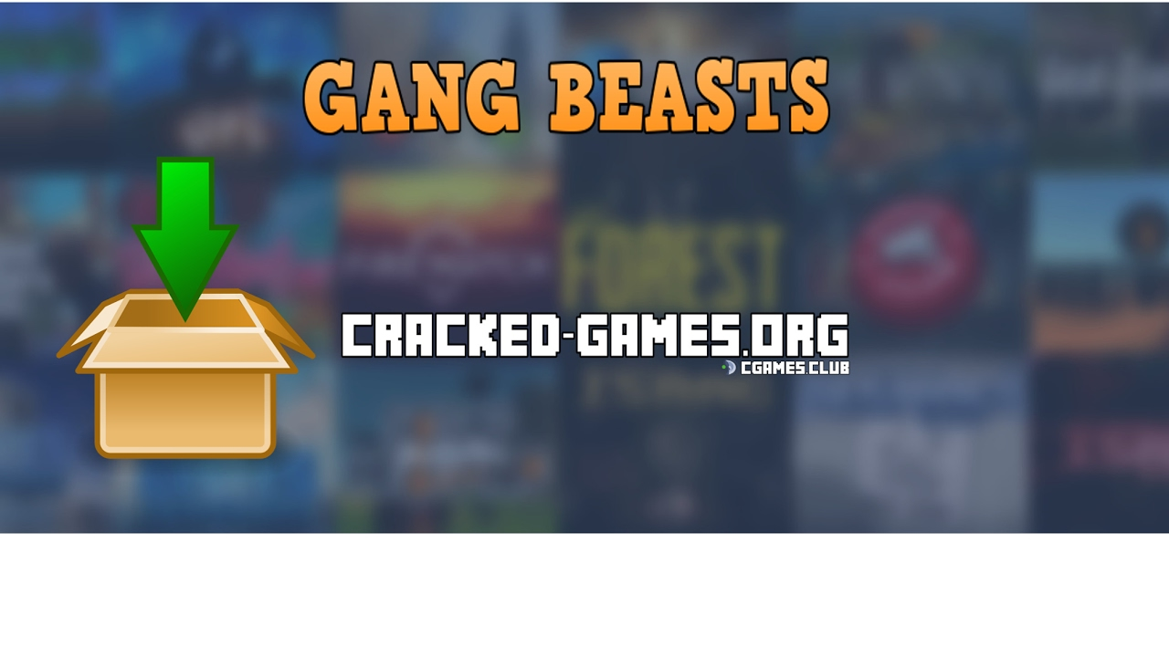 How to download gang beasts for free!! | 2017 working!! | pc.