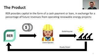 RE Royalties Webinar #2: Company Overview and Financing Update