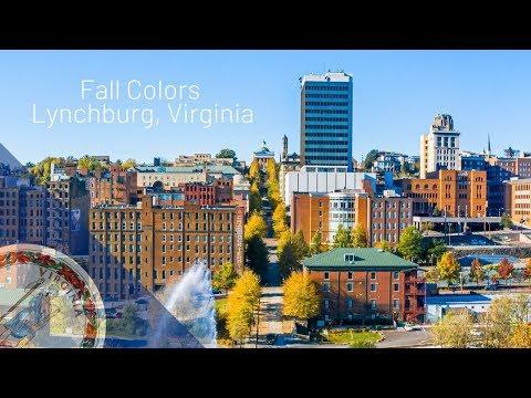 Fall Colors - Lynchburg, Virginia