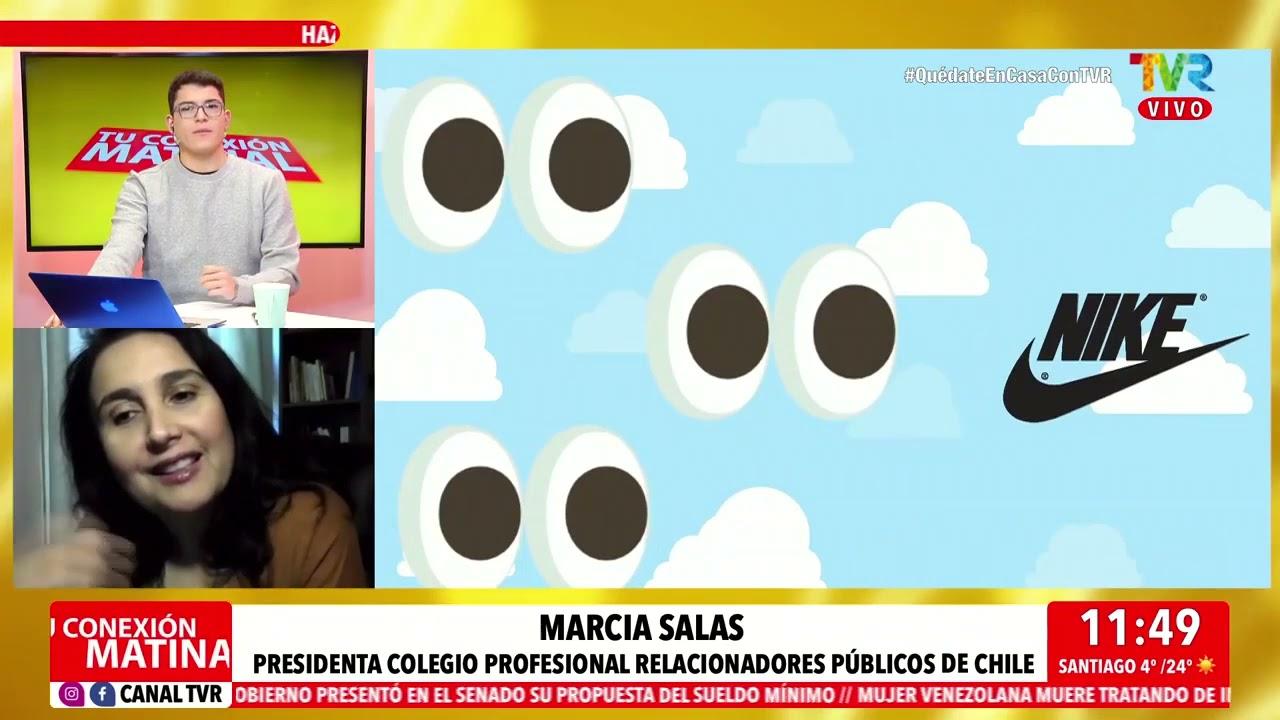 Entrevista presidenta Marcia Salas Franco