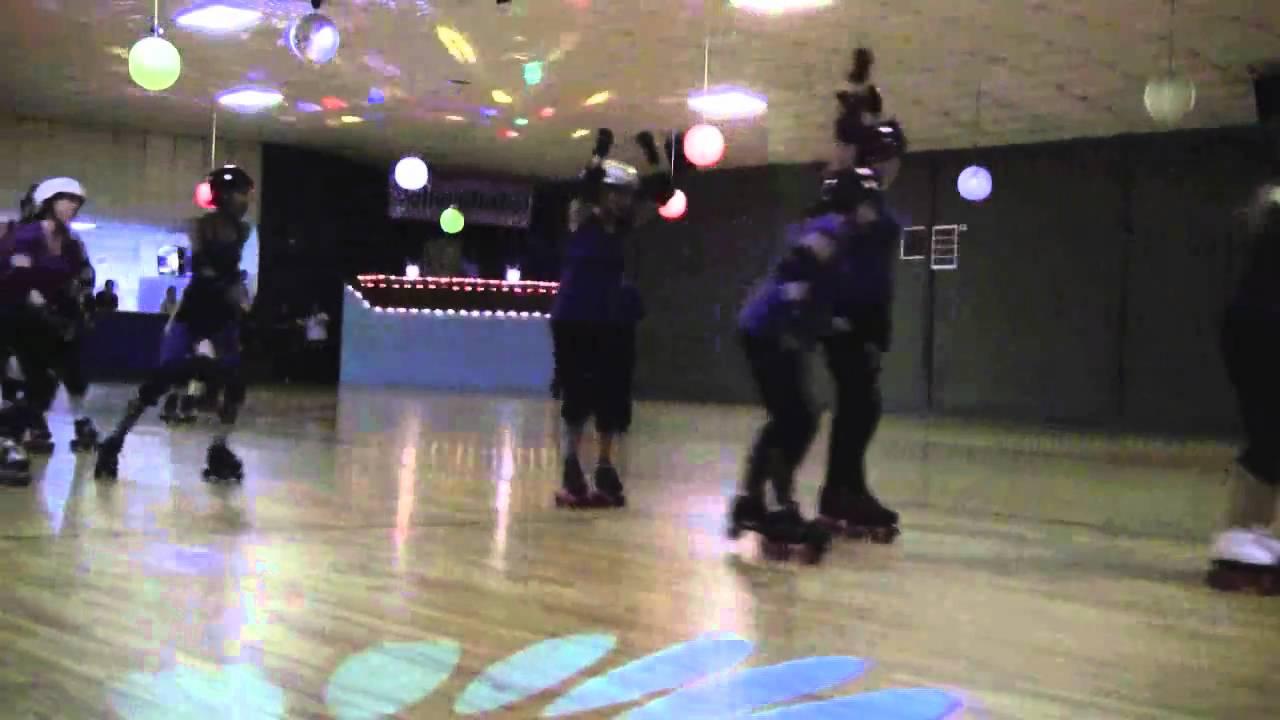 Roller skating rink watauga - North Texas Roller Dolls Rollerworld Ne S 30th Birthday Party