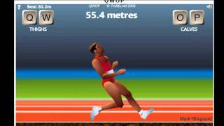How to finish QWOP
