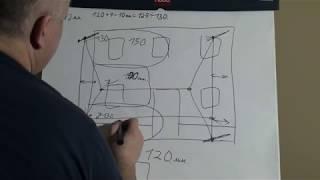 Как нужно начинать утепление фасада, выравнивание фасадов за счёт толщины утеплителя