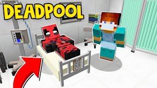 CIRURGIA NO DEADPOOL ! DEADPOOL 2 - O FILME - ( Minecraft Cirurgia Heroes )