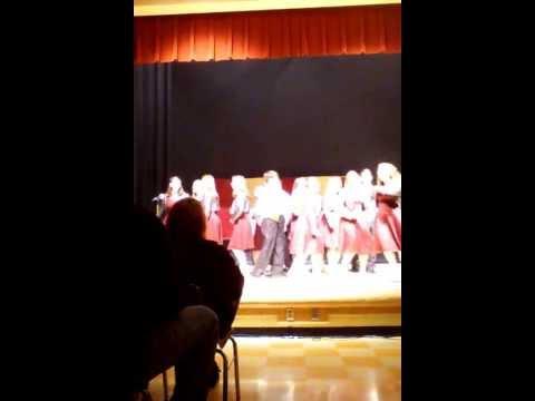 Pymatuning Valley High School Soundwaves Show Choir - #2
