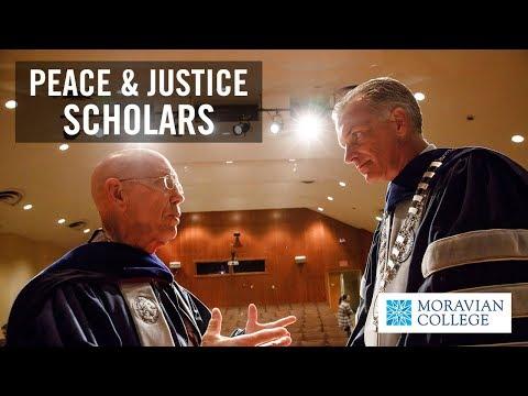 Claude AnShin Thomas and Wiebke KenShin Andersen | Peace & Justice Scholars | Moravian College