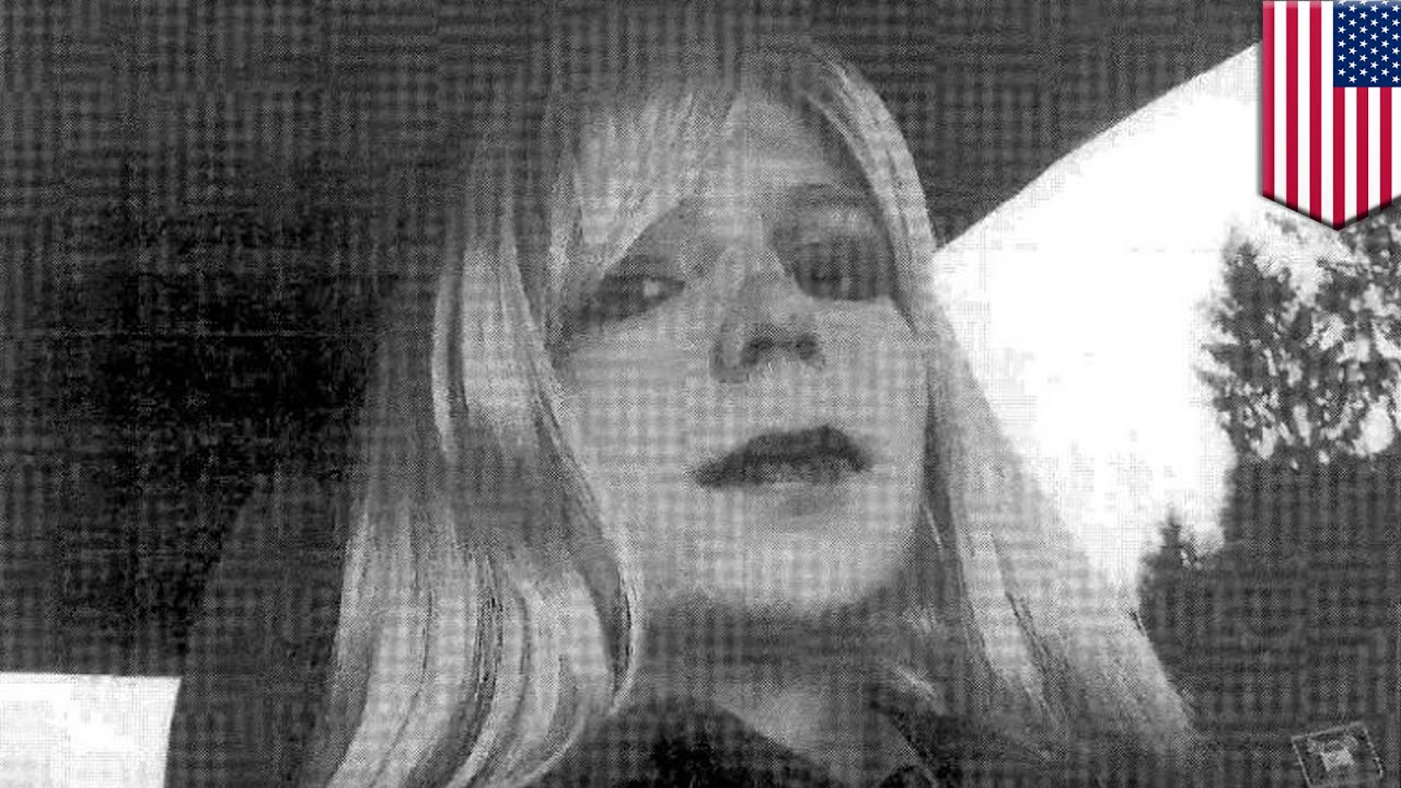 Chelsea Manning, who leaked 700000 documents to Wikileaks, released from prison