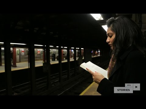 An NYU Day in the Life: Nawsheen