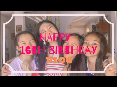 HAPPY 16th BIRTHDAY To Me! (vlog) | Yurika Momose