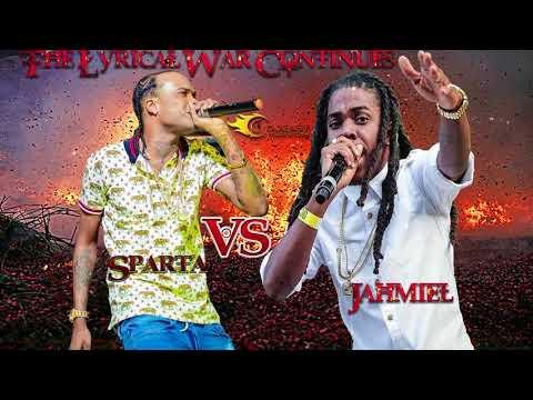 Tommy Lee Sparta VS Jahmiel  The Lyrical War Continues