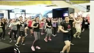 Zumba - Digital Fitness Expo @ Sunway Velocity Mall