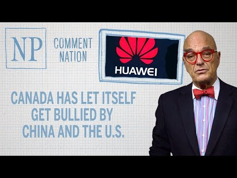 Canada has let itself get bullied by China and the U.S.