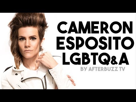 Cameron Esposito: To Be Apolitical & an Artist is a Waste of Time | LGBTQ&A