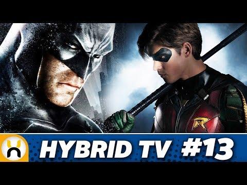 TITANS Casting Bruce Wayne, Wonder Girl, & More | Hybrid TV #13
