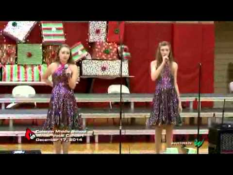 Colerain Middle School Winter Vocal Concert of December 17, 2014