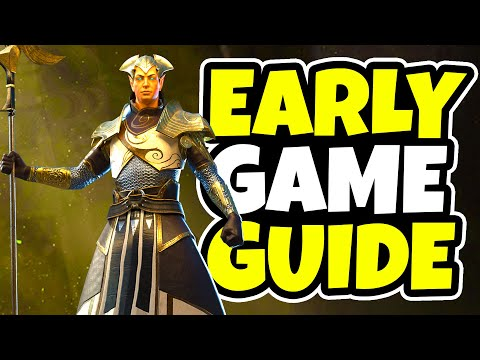 Raid Shadow Legends Apothecary Build   Early Game Free to Play Apothecary Build   The Best Rare!