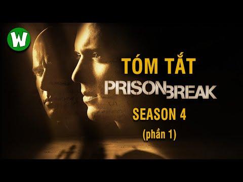Tóm tắt Prison Break (Vượt ngục) | Season 4 (Part 1)
