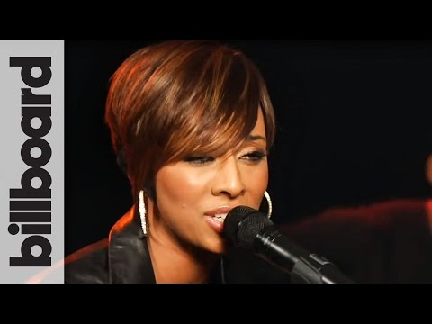 Keri Hilson 'Knock You Down' (Acoustic) | Billboard Live Studio Session