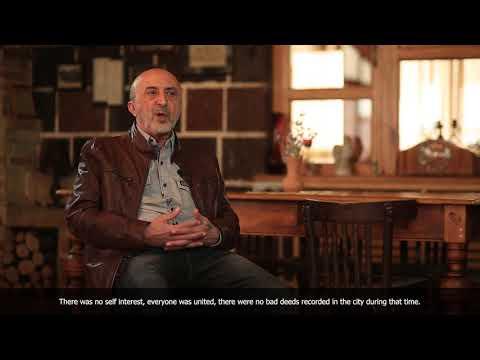 Portraits Of Memory: Gyumri