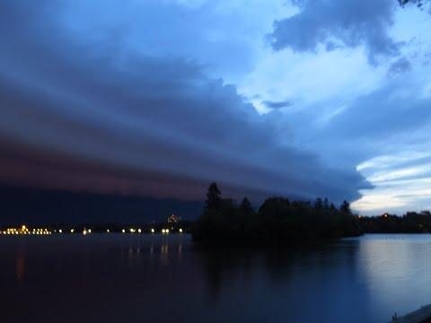 Incredible Shelf and Lightning - June 14, 2016