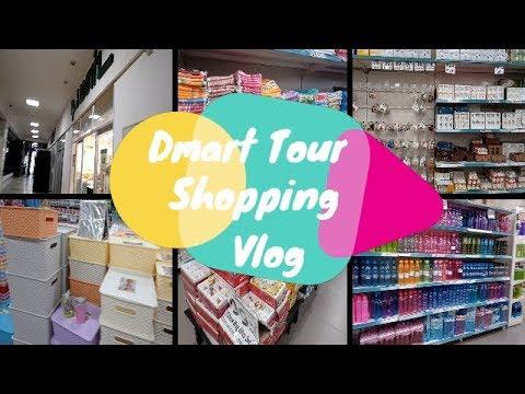 Dmart Tour - Chandra Mall, Virugambakkam Chennai || Shopping Vlog || Tips