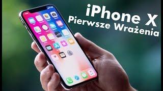 iPhone X - Pierwsze Wrażenia 🔥 | AppleNaYouTube