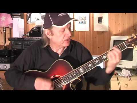 Lena Satellite Guitar Lesson by Siggi Mertens