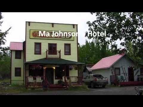 Alaska caminos, paisajes y pueblos