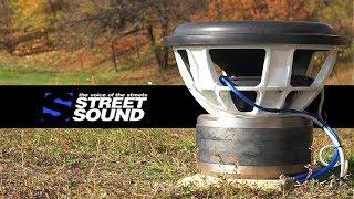 Сабвуфер Street Sound Spl 315. Made in Ukraine. Обзор, прослушка, замер