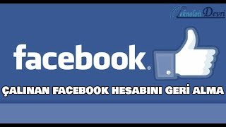Facebook Hesap Kurtarma Geri Alma 2018 ( %100 KESİN ÇÖZÜM )