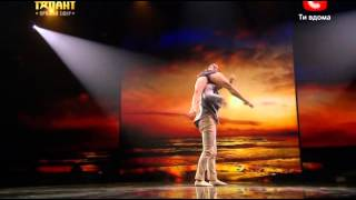 Duo Flame - Украина имеет талант ,final ukraina mae talant 5(ukraine gots talent 5)