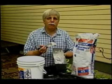 Fast-Drying Drywall Compound