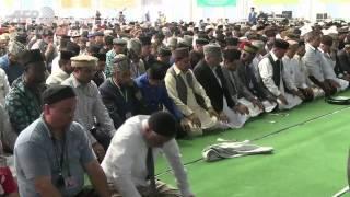AFP: Britain's largest Muslim convention organized by Ahmadiyya