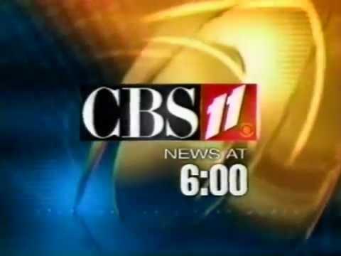 KTVT CBS 11 News at 6pm 2002 Open
