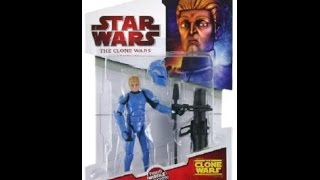 Captain Argyus ( Star Wars The Clone Wars ) HD Review.