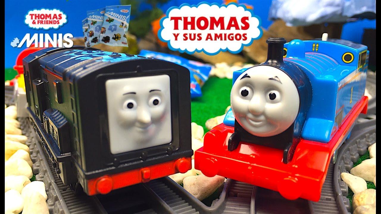 Resultado de imagen para Thomas y sus amigos Minis ios