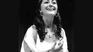 Welsh Soprano Janet Price - Bel Canto Singing - Mercadante