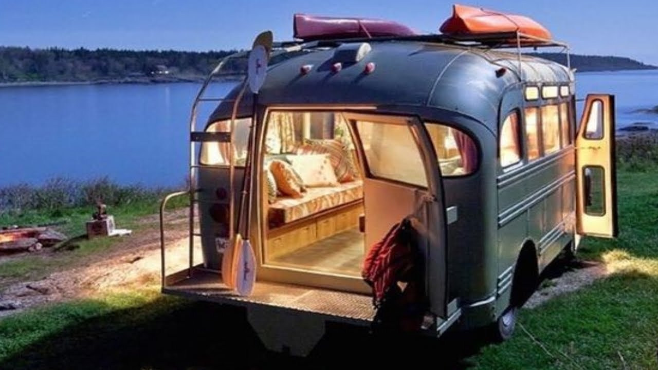 Lovable Campervan Interiors Amazing Ideas