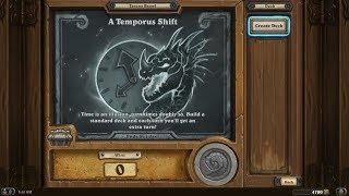 Hearthstone Brawl - Taunt Druid di Temporus Brawl