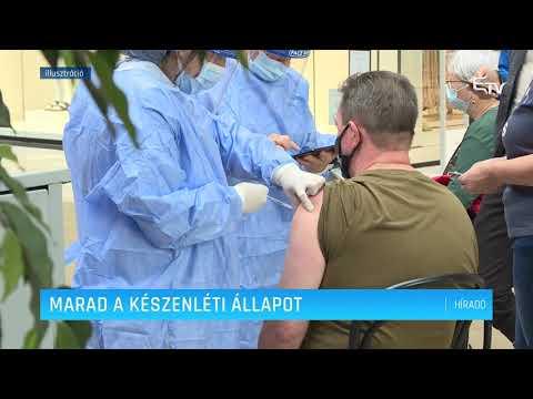 Marad a készenléti állapot – Erdélyi Magyar Televízió