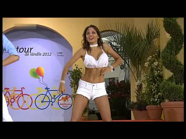 Смотреть видео Rosanna Rocci - Olé Ola (Heißer als Fieber)