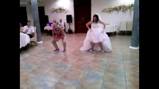 Танец папы и невесты)