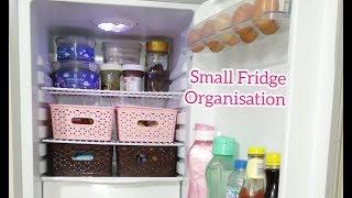 Fridge organisation ideas II আমার ছোট ফ্রিজ কিভাবে গুছিয়ে রাখি II Bengali vlog II