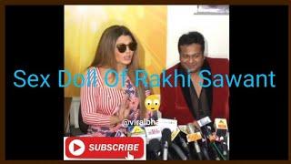 राखी सावंत का सेक्स डॉल #sex doll of rakhi sawant