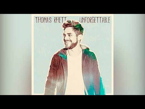 "Thomas Rhett, ""Unforgettable"": His New Tear - Jerking Single"