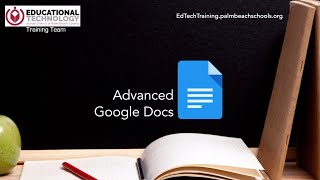 Advanced Google Docs