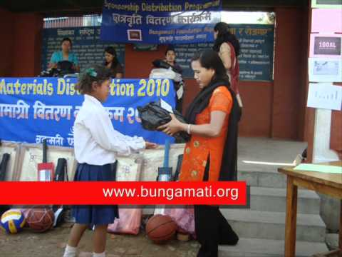 BFN Sponsorship & Sport Materials Distribution 2010