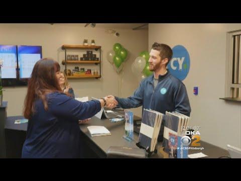 Pennsylvania's First Legal Sale Of Medical Marijuana Made At Butler Co. Dispensary