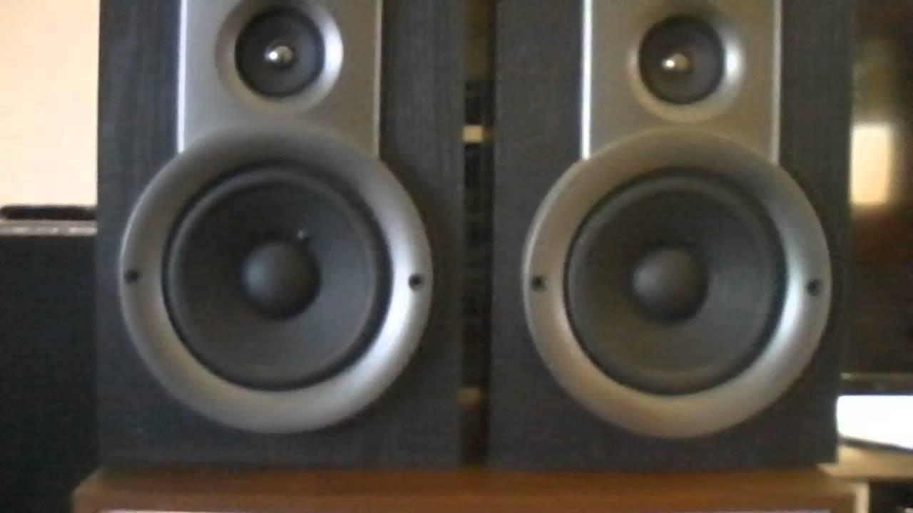 Yamaha NX GX500 Bookshelf Speakers